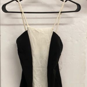 New with tag Rue 21 size small black white dress
